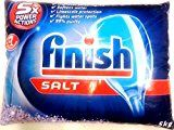 #10: Finish Dishwasher Salt (11 Pounds) Recommended For Bosch Or for a Dishwasher With a Water softener container