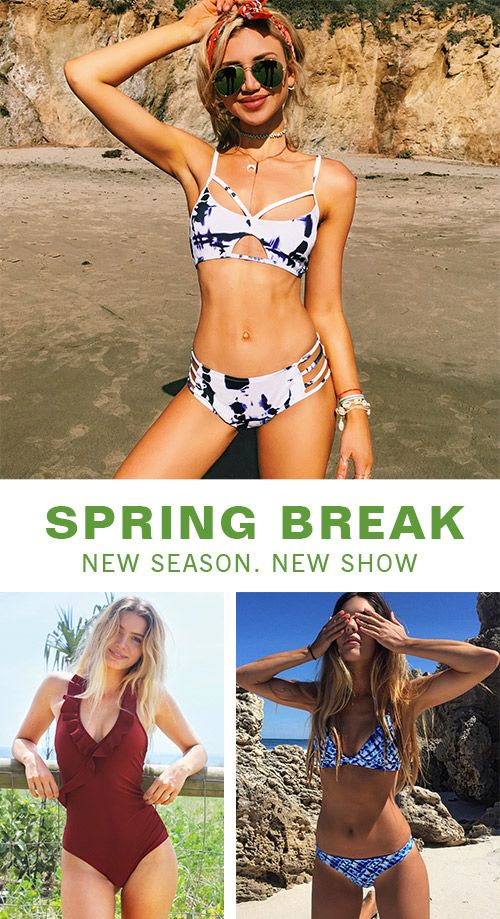New season, new show! Hot Sale Now! Free shipping & Easy Return + Refund! Want a wonderful spring break now? We have best collection saved for you. Pick it up for warm spring break!