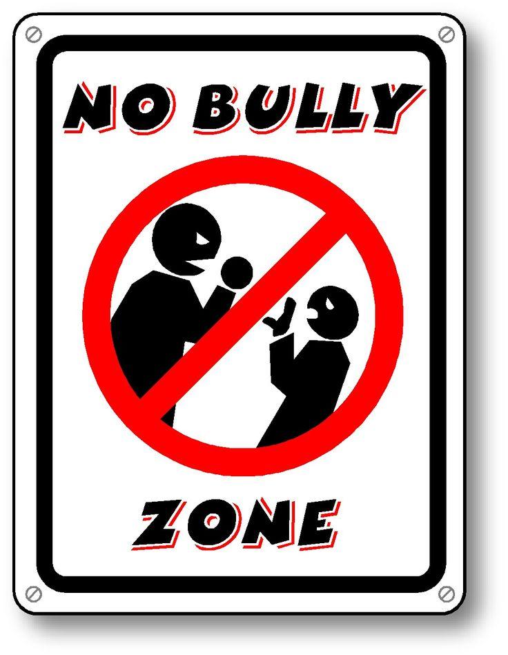 Pesten http://bullyspeaker.com/No%2520Bully%2520Zone%2520061.jpg