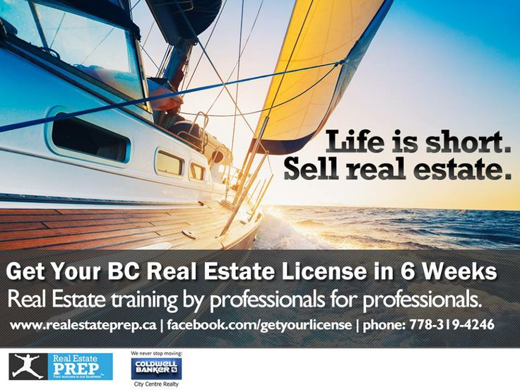 Real estate course prep get your bc real estate license