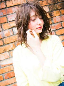 【2017】ヘアスタイル!流行ミディアムヘアの髪型で魅力アップ♡ - NAVER まとめ
