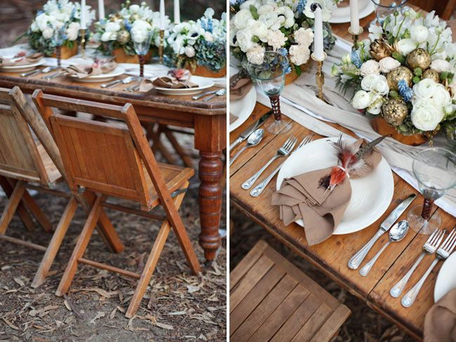 vintage cape cod style backyard party - honeysuckle life