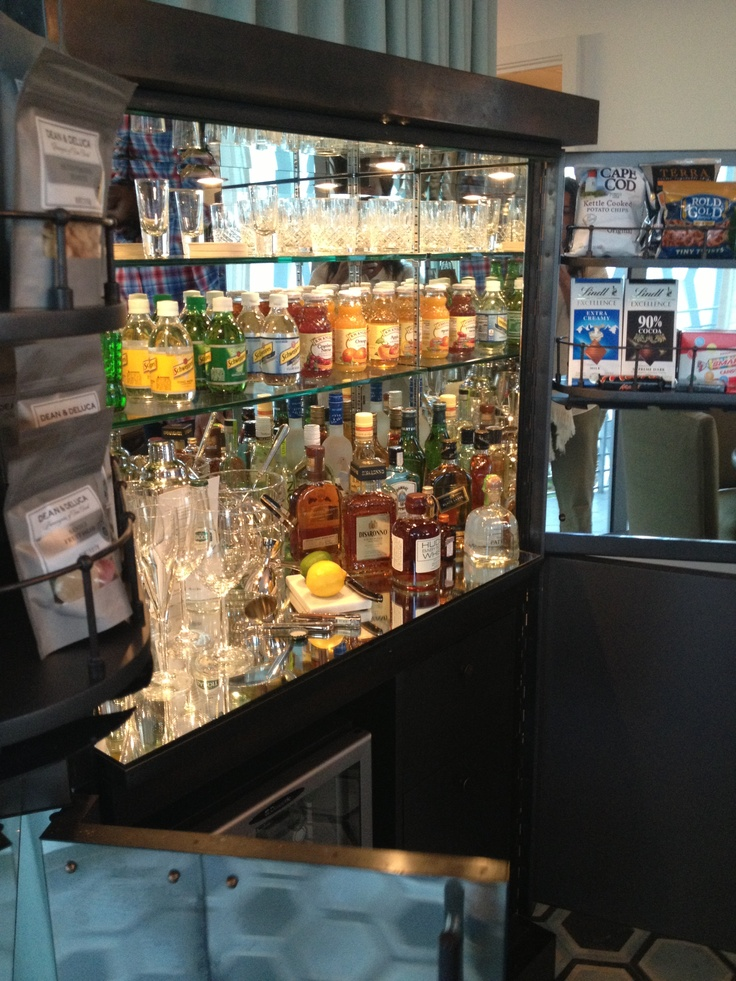 Soho house mini bar amazing favorite places for Mini bars for your home