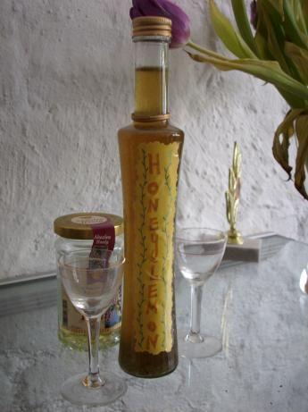 Liqueur (Grietai Pagamintas Krupnikas) from Food.com: A honey liquor ...