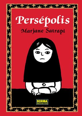Persépolis es la autobiografía de Marjane Satrapi , una mujer iraní nacida en Teherán en 1969 en el seno de una familia progresista. Pero, además del retrato de la vida de la autora, también es el reflejo de la revolución iraní de 1979 que dio lugar a un gobierno islámico y de cómo lo vivieron las familias del país.
