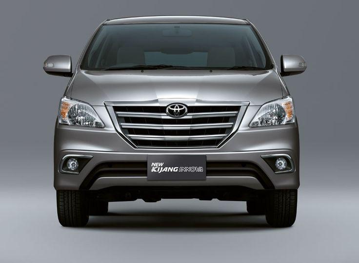new Kijang Innova New V Lux Bensin Exterior  10
