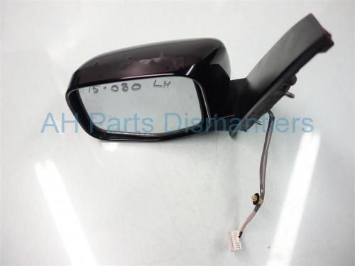 Used 2011 Honda Odyssey Driver SIDE REAR VIEW MIRROR BLACK HAS BLUE SCUFF MARKS AND SCRATCHES ON SIDE 76250-TK8-A11ZA 76250TK8A11ZA. Purchase from https://ahparts.com/buy-used/2011-Honda-Odyssey-Driver-SIDE-REAR-VIEW-MIRROR-BLACK-76250-TK8-A11ZA-76250TK8A11ZA/97176-1?utm_source=pinterest