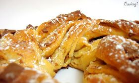 Trenza de canela ( o Kringle Stonia)