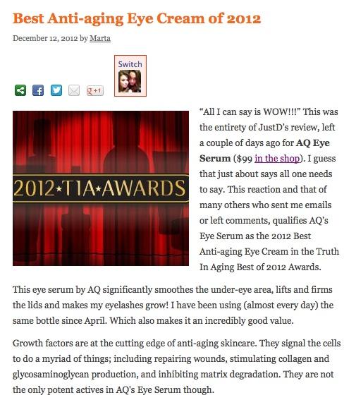 http://www.truthinaging.com/eyes/best-anti-aging-eye-cream-of-2012