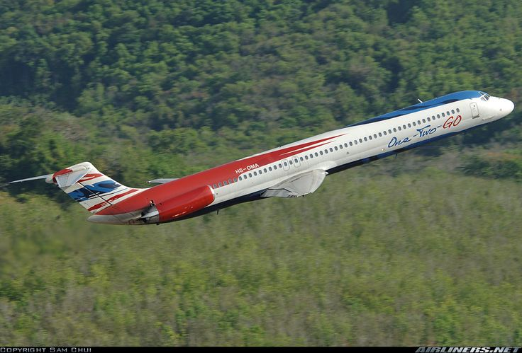 McDonnell Douglas MD-82 (DC-9-82) - One-Two-Go (Orient Thai Airlines) | Aviation Photo #1022829 | Airliners.net