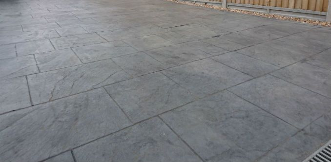 Imprinted Concrete Driveways Cost Per Square Metre Cost Of
