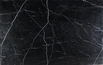 A Beautiful Pattern On The Surface Of A Slab Of Black ... |Black Marble Slab