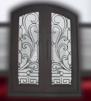 17 best images about portes ferro on pinterest beautiful for Puertas de hierro modernas para exterior