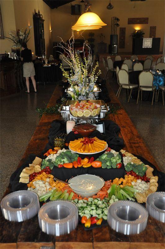 25  best ideas about fruit tables on pinterest