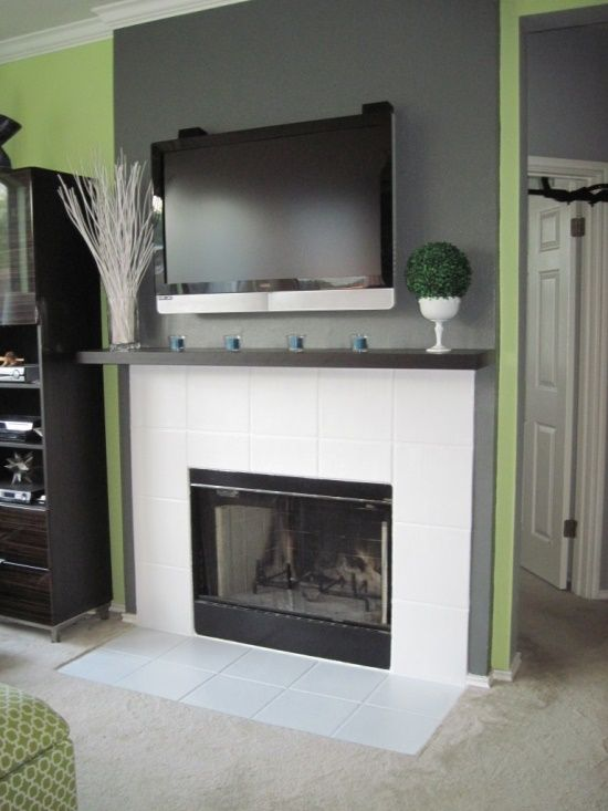 Ordinaire 27+ Stunning Fireplace Tile Ideas For Your Home