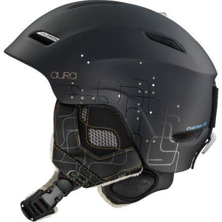 Salomon Aura Custom Air Ski Helmet - Women\\\'s