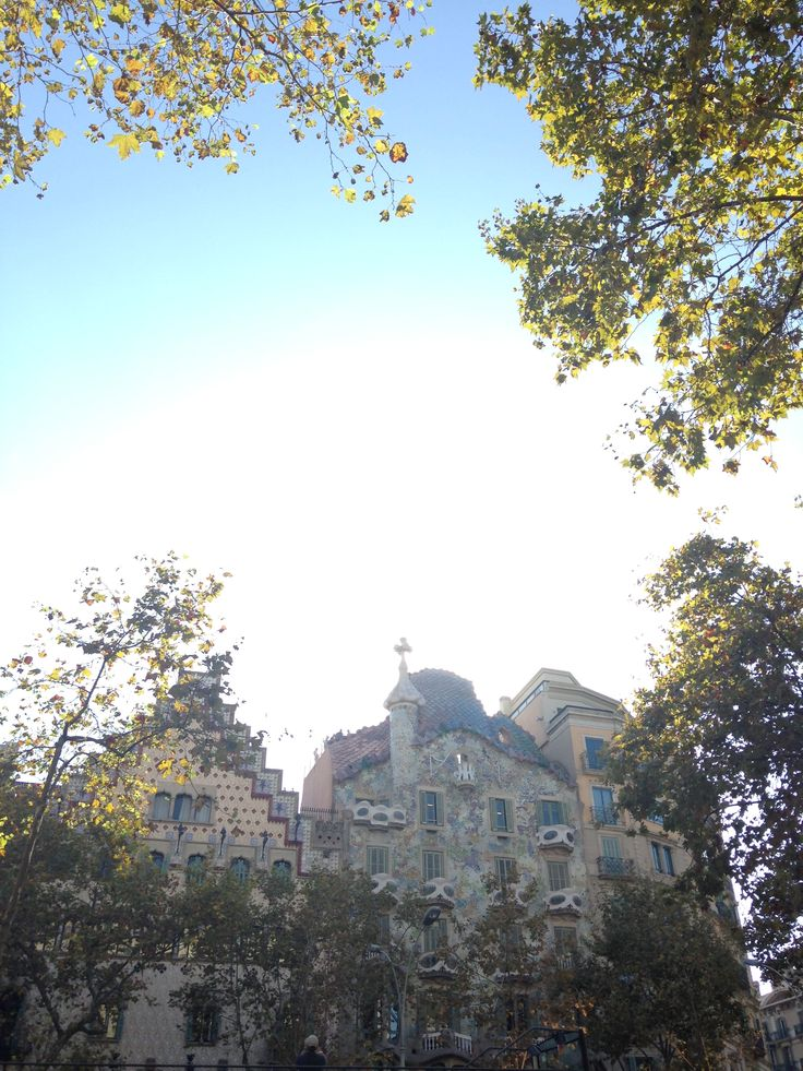 Gaudi - Casa Batlló