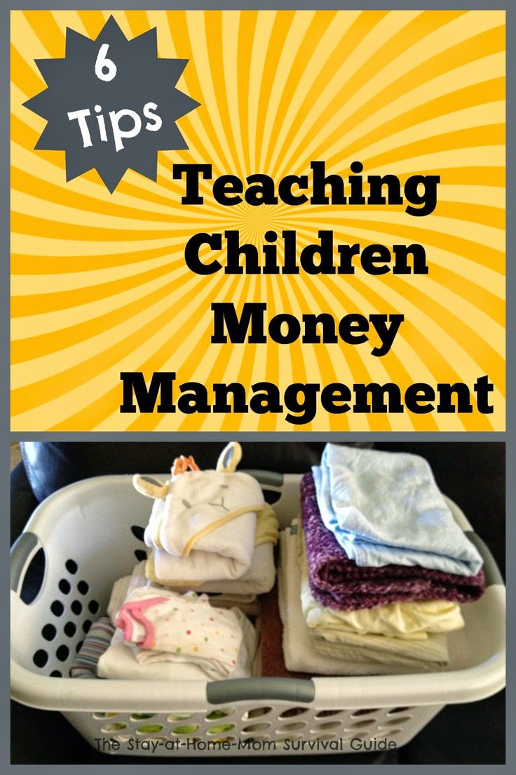 tips for teaching money management skills Teaching money management skills to youth with the high school financial planning program the high school financial planning program is a tool used to teach basic financial literacy concepts to.