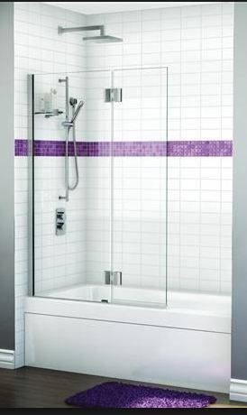 Latest Bathtub Enclosures Pictures - Simple Elegant bathtub glass enclosure Top Search
