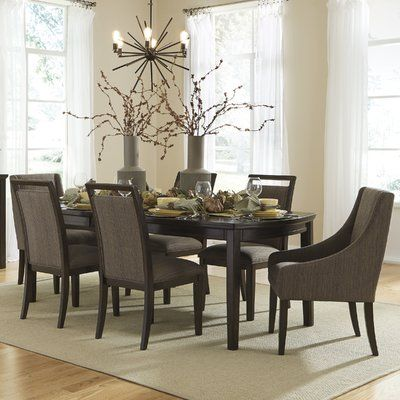 Red Barrel Studio Crawfordsville Extendable Dining Table