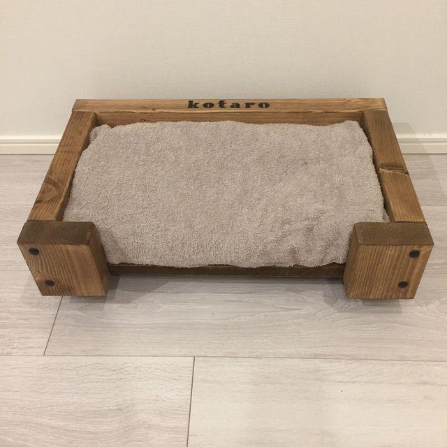 Cococos Tokyoこの度は数ある商品の中からcococosの商品をご覧頂きましてありがとうございます 商品説明 ハンドメイドの犬用 猫用等のベッドです シンプルでおしゃれ とっても可愛いです ペットちゃん逹も気にいると思いま ペットベッド 引っ越し 家具