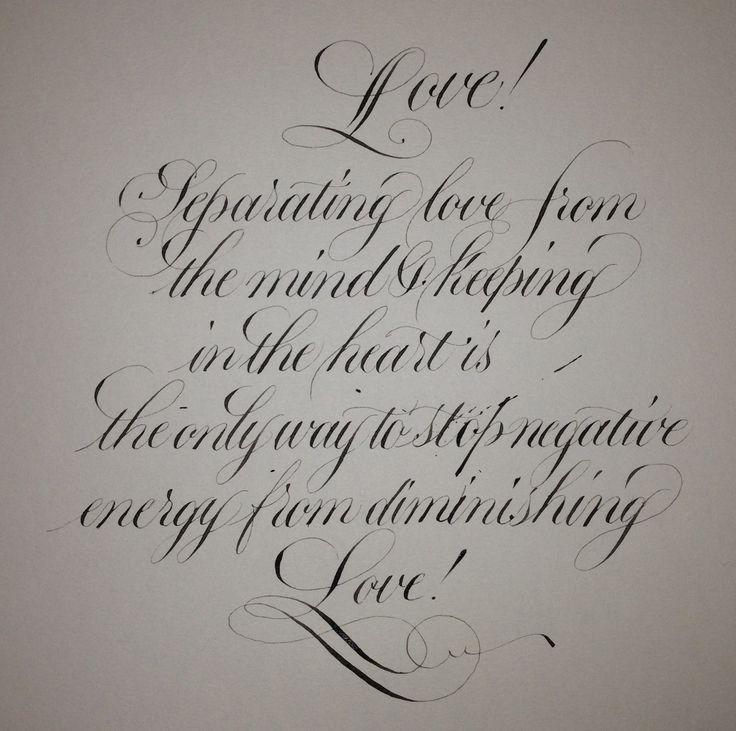 Copperplate script sopita de letras logos