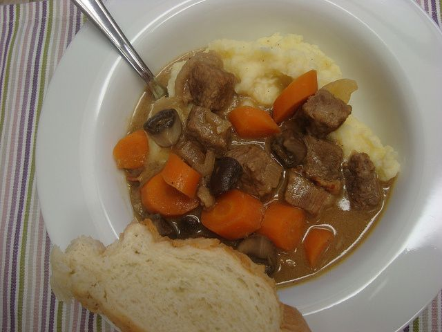 beef and guinness stew stout beef stew beef stew with mushrooms beef ...