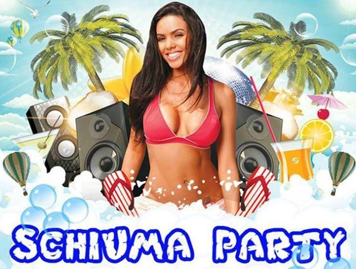 Locandina Schiuma party
