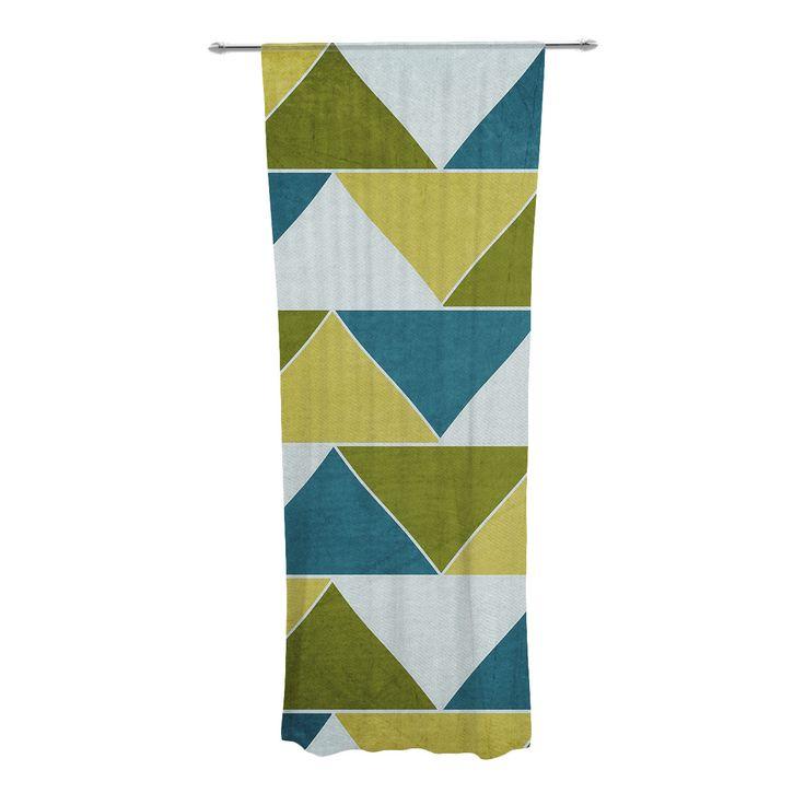 KESS InHouse Mediterranean Curtain Panels | AllModern