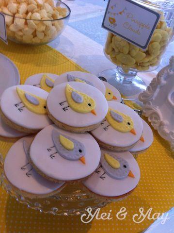 www.meiandmaytheblog.blogspot.com.au Cookies by 'Love Cake by Lauren Cahill'