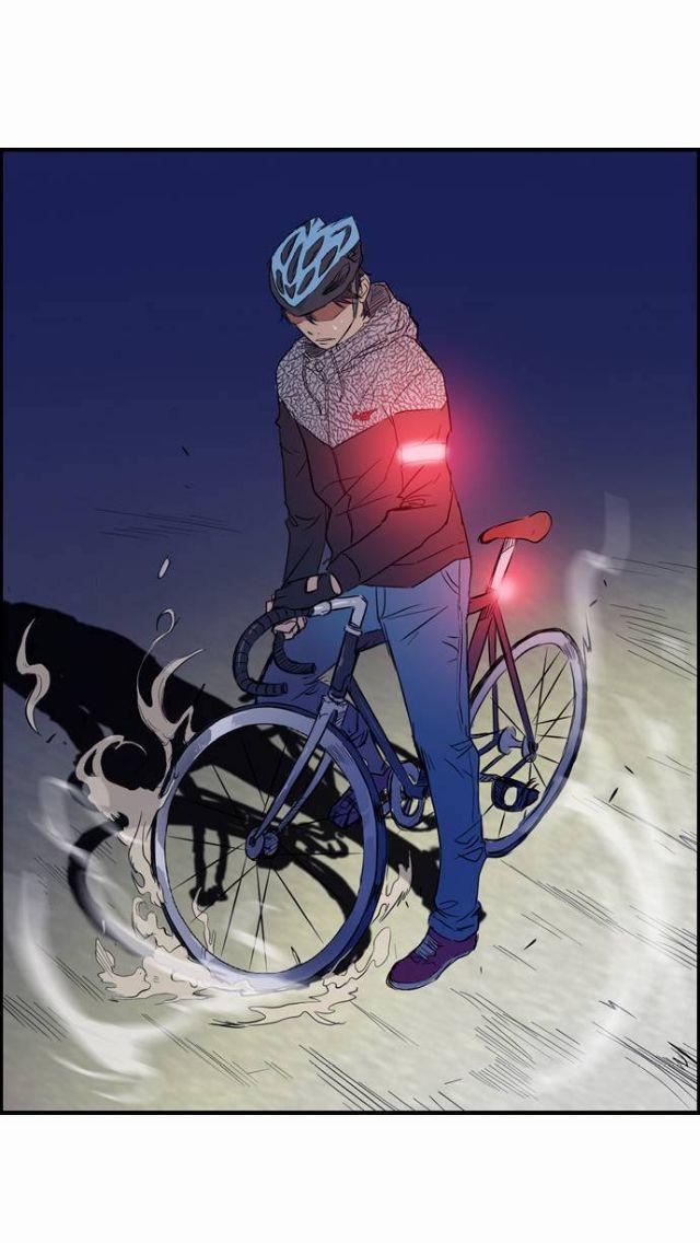 I like this webtoon WIND BREAKER