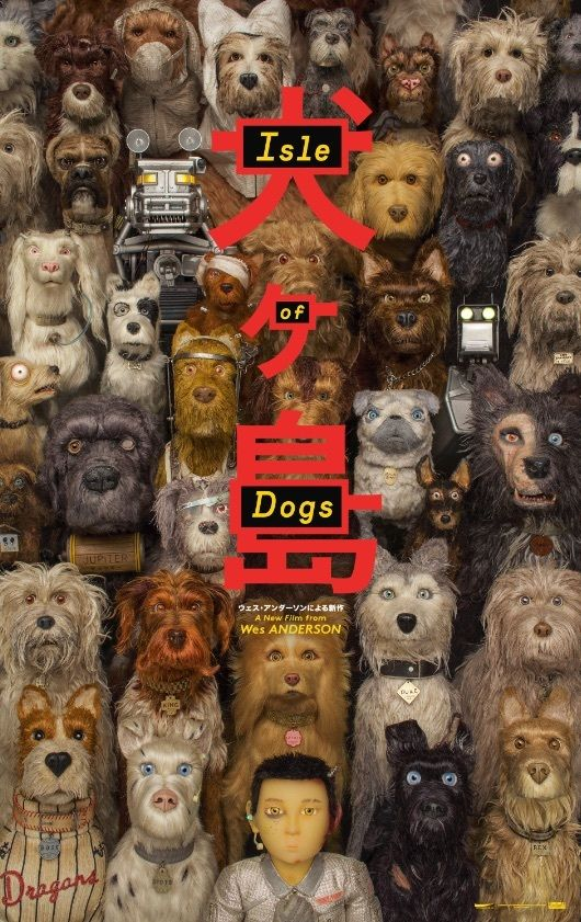 {Uncute...HD} Isle of Dogs (2018) Online streaming With No buffering