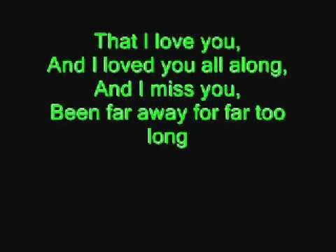 The Best Song Ever!! Far Away  Nickelback Lyrics   YouTube
