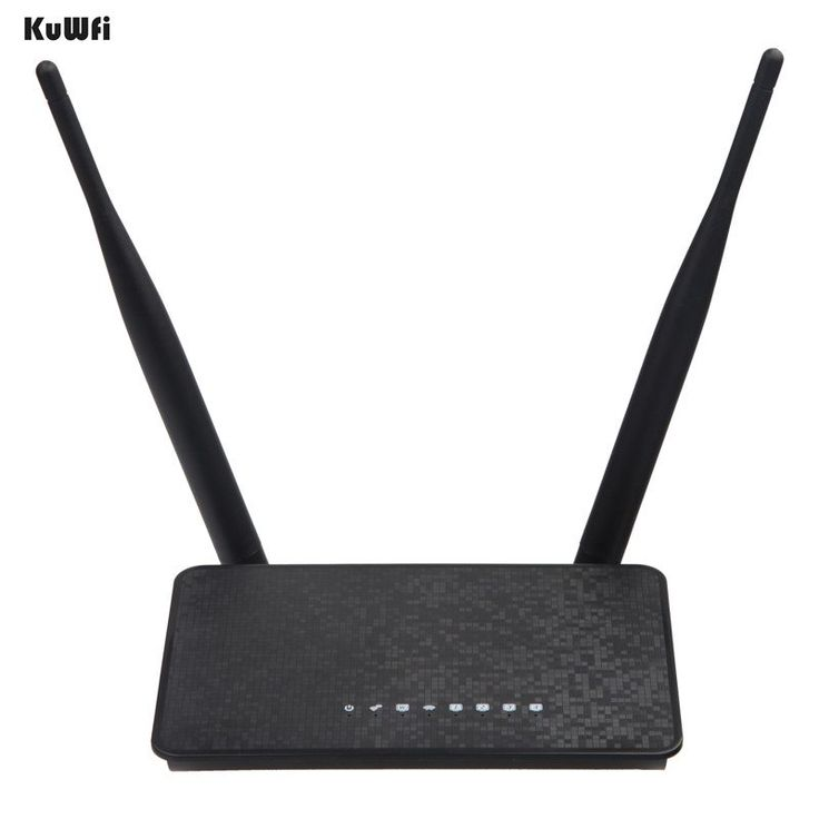 KuWFi 300Mbps Wireless Wifi Repeater Wifi Router MT7628KN Chipset 802.11N Wifi Extender Mini Router Providing Free WIFI service //Price: $15.99//     #Gadget