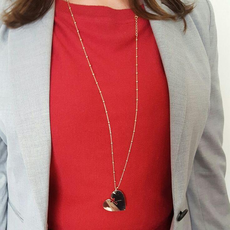 MIA SALVADOR 925 sterling silver necklace www.mariasalvador.it