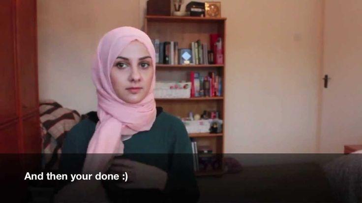 Hijab Tutorial | Turkish Inspired Hijab Style