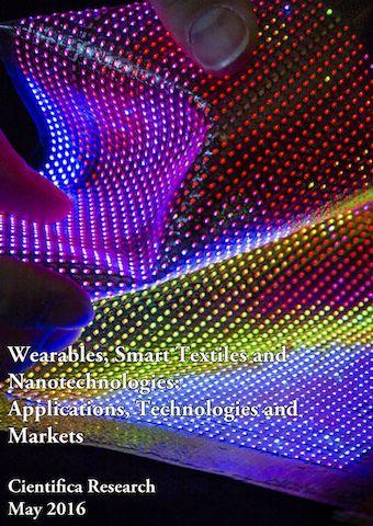 Носимые умный текстиль и нанотехнологии: приложения, технологии и рынки