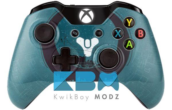 Custom Destiny Xbox One Controller