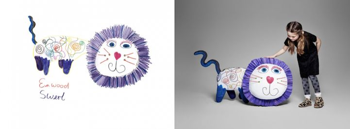 Artists Collaborate with Children to Transform Their Imaginary Friends into Real-Life Toys - My Modern Met