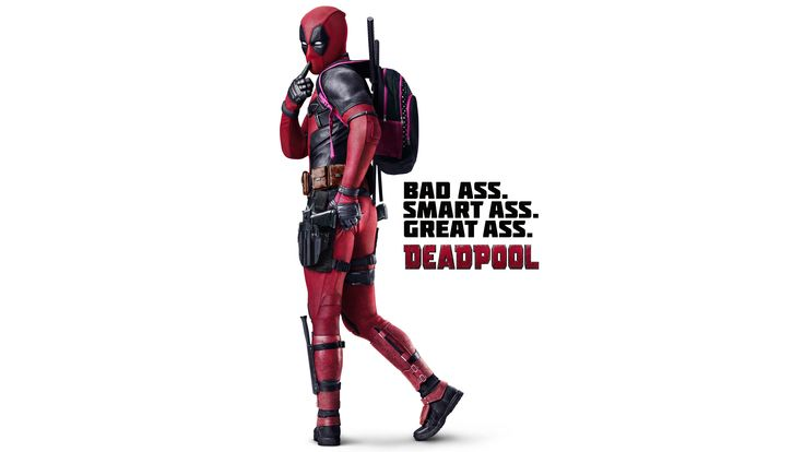 Deadpool Movie Wallpaper 1080p #CMWBG