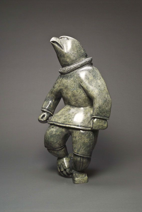 Best inuit stone carvings images on pinterest