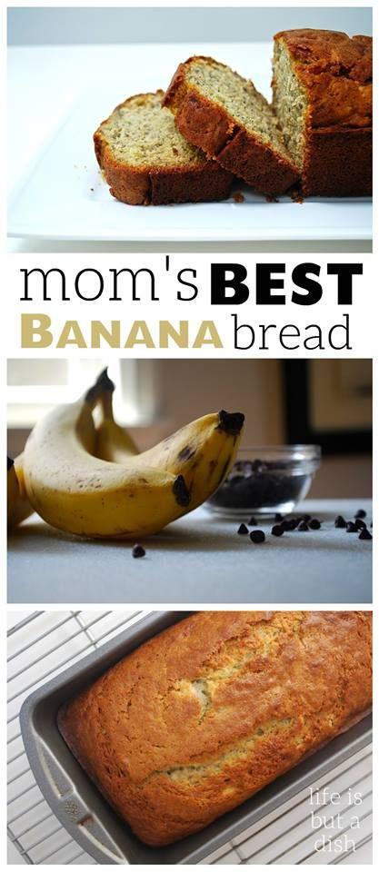 Mom's Best Banana Bread