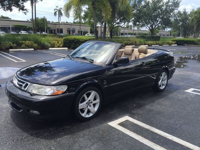 Saab 9 3 Turbo Convertible | eBay