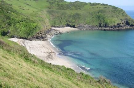 Lantic Bay, Polperro, Cornwall