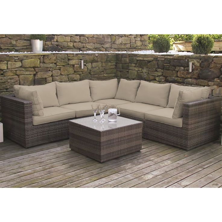 option 5 garden decking ideasrattan garden furniturecorner