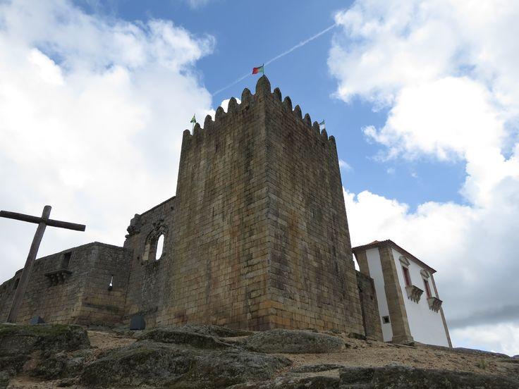 Castelo de Belmonte in Belmonte, Castelo Branco