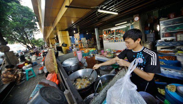 Singapura, Tuan Rumah Kongres Jajanan Kaki Lima  - Yahoo! News Indonesia
