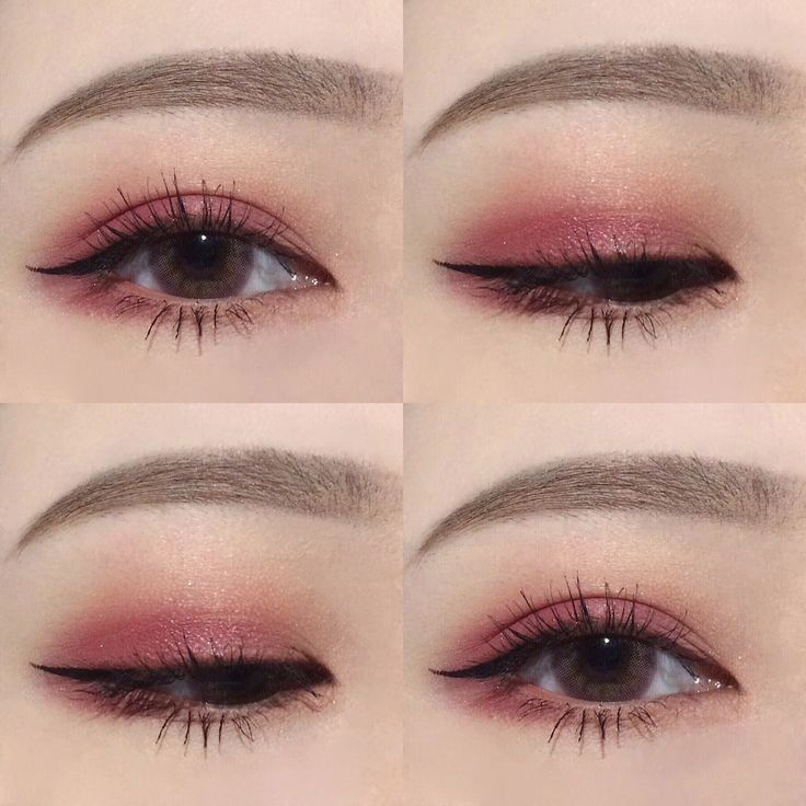 Korean Makeup Ideas Put Several Drops Into The Bottle After Which Shake It Th After B Korean Eye Makeup Korean Makeup Tips Eye Makeup Tutorial