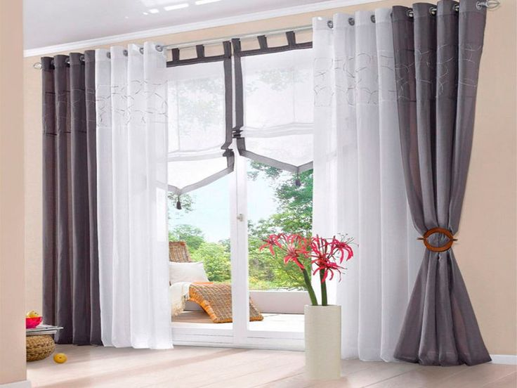 Resultado de imagen para cortinas modernas cortinas for Cortinas modernas 2016