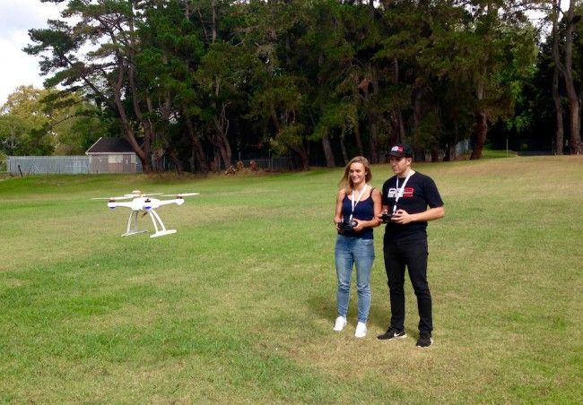 Drone Racing Africa - Drone Racing in Cape Town, South Africa